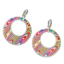 Mod Earrings (Multi)